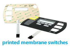 printed membrane switches